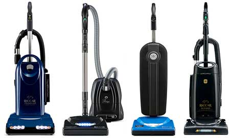 Riccar Vacuum Sales and Service