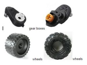 Wheels for Toy Cars